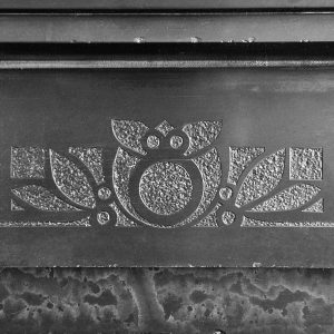 mantle piece in stone