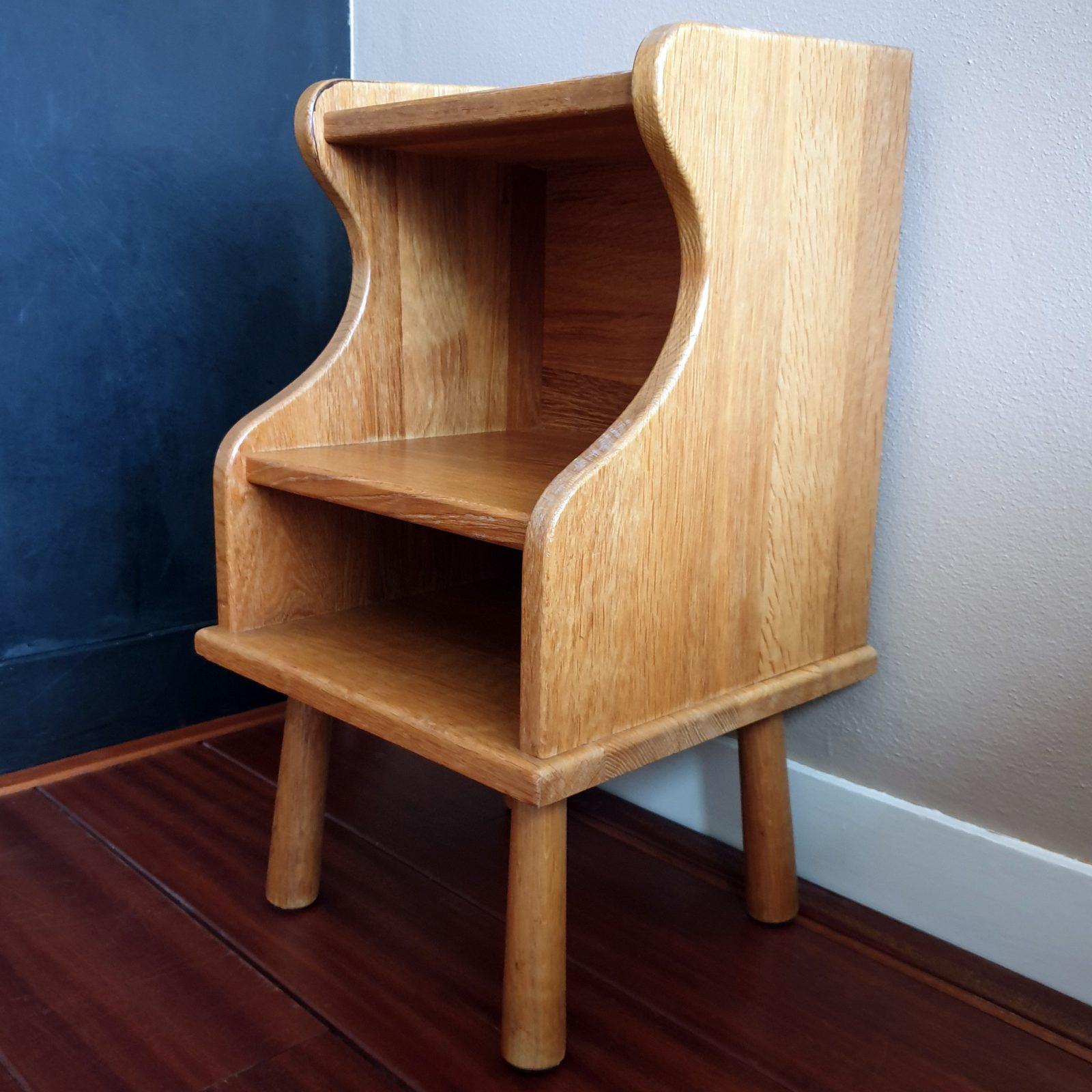 Oak nightstand © vanderbroms