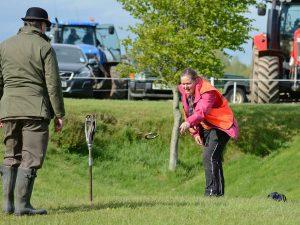 badminton hose trials